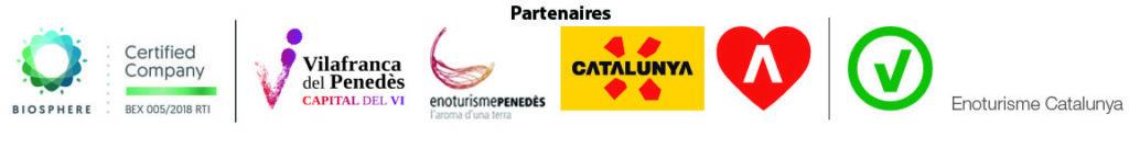 Partenaires Penedès Ecotours