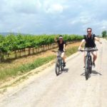 bike cava wine tour barcelona