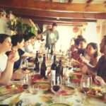 brunch domaine viticole barcelone