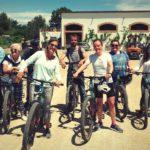 tour bicicleta vino barcelona