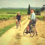 tour vinedo bicicleta barcelona