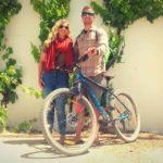 vinedo a bicicleta barcelona
