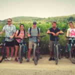 vineyard bike tour barcelona