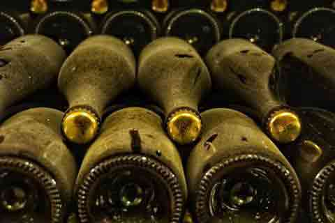 Botella cava turismo Barcelona